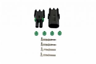 Connect 37327 10 Piece Automotive Electrical Delphi Connector Kit